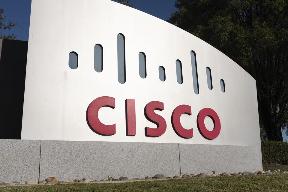 Cisco Q1 Fiscal Year 2020 earnings