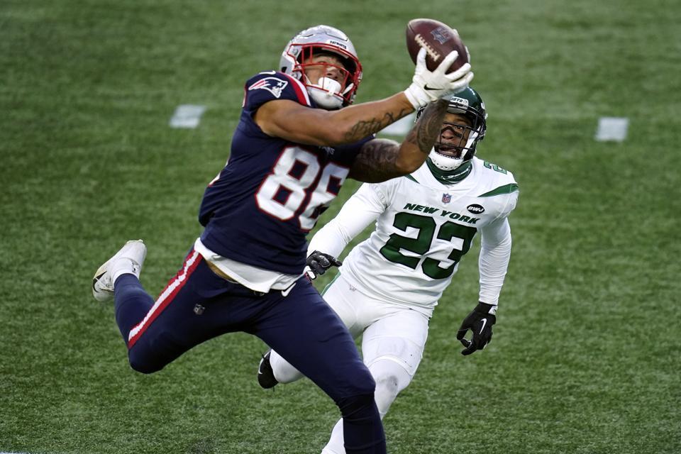 Jets Patriots Football