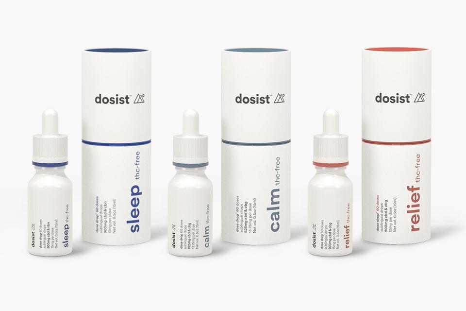Dosist, Anne-Marie Dacyshyn, CBD wellness, luxury cannabis, CBD tinctures, cannabis
