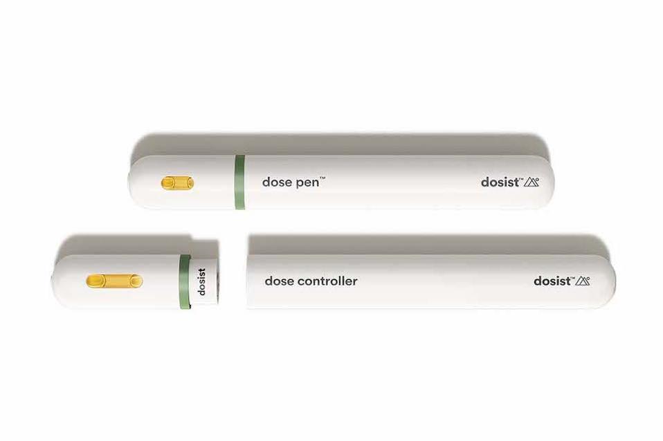 Dosist, Dose Pens, cannabis wellness, vape pens, Anne-Marie Dacyshyn, luxury cannabis