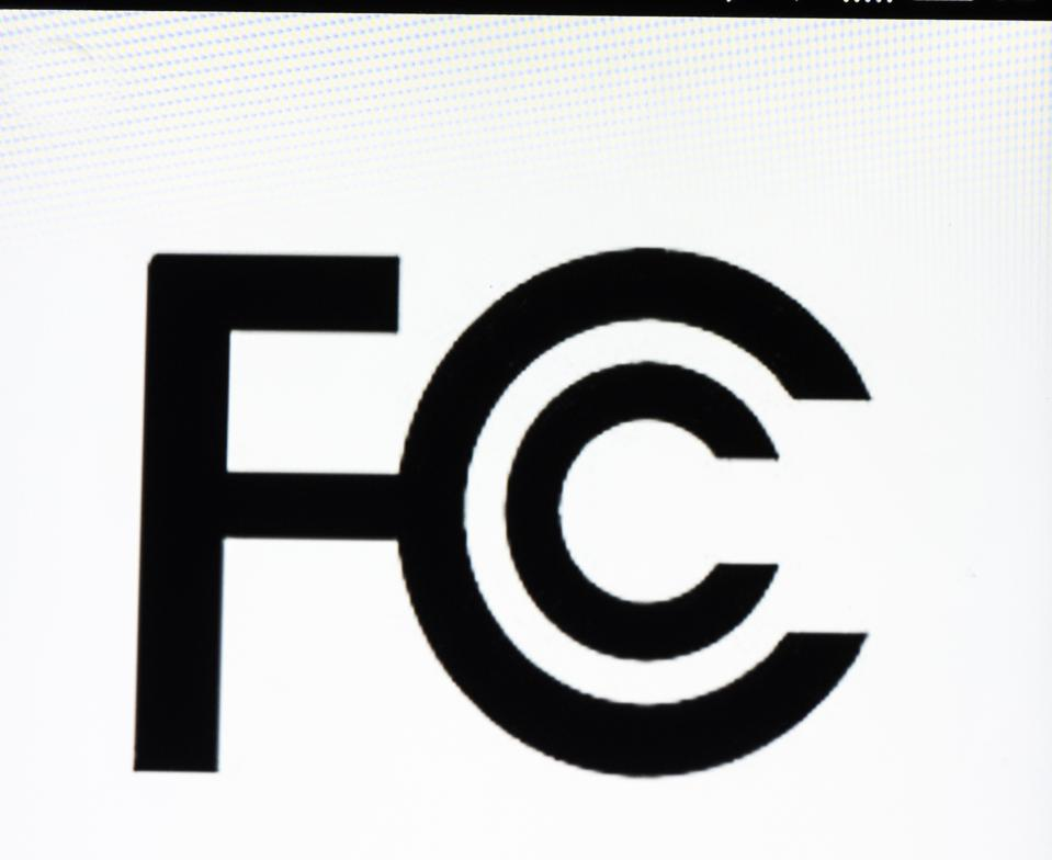 Federal Communications Commission Government agency logo