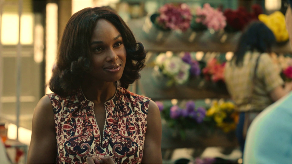 Actress Jennifer C. Holmes in a scene from the NBC series 'This Is Us'
