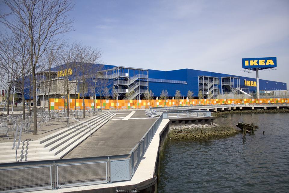 USA - Business - Ikea Store