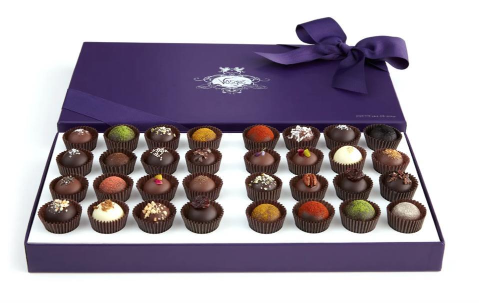 Vosges Haut-Chocolat Exotic Truffle Collection - 32 Pieces