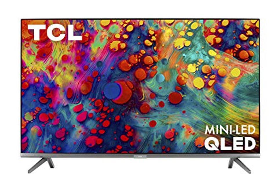TCL 65-inch 6-Series 4K HDR QLED Roku Smart TV