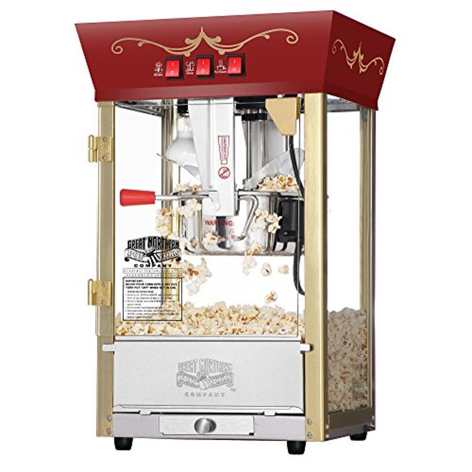 Great Northern Antique Popcorn Machine