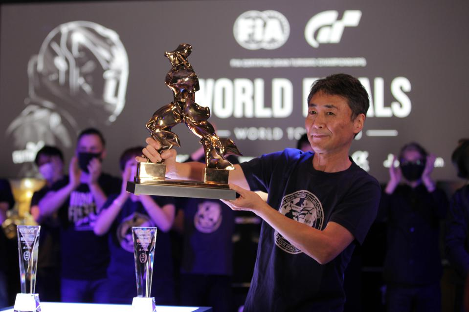 FIA Gran Turismo World Tour 2020 Finals - Nations Cup