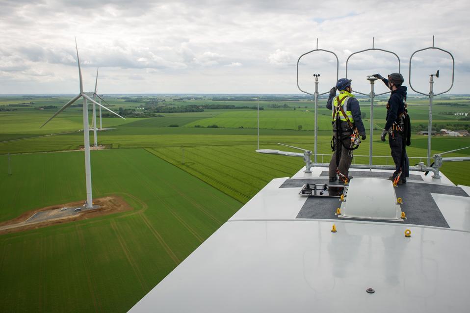FRANCE-ENERGY-WIND-TURBINE-NORDEX-THEME GREEN INNOVATIONS