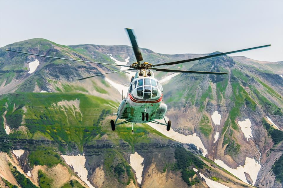 Set out on a heli-skiing trip where few other travellers have set foot.