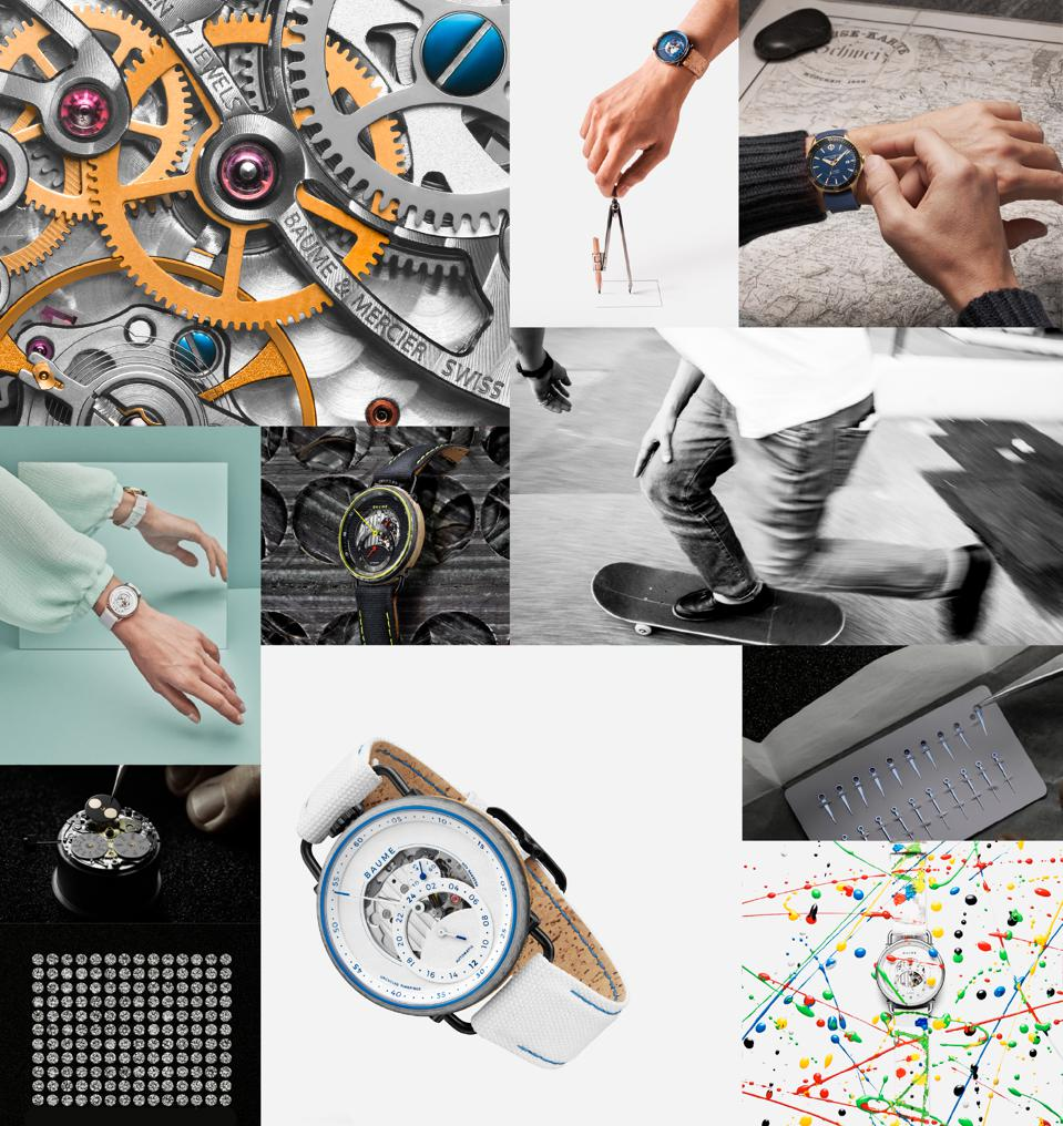 Baume watches by Baume & Mercier