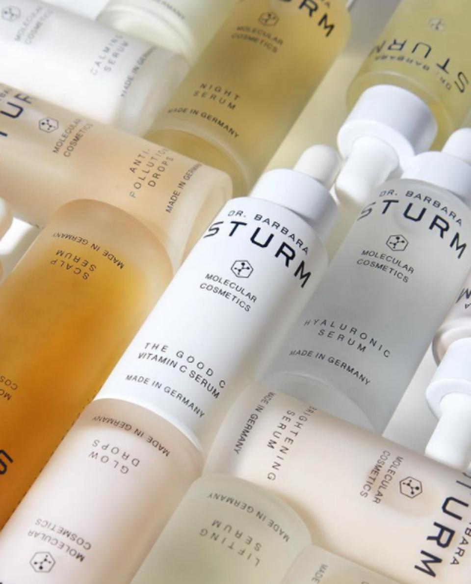 Shopping, feel-good, luxury, fashion, designer, skincare, dr barbara sturm, serum, luxury