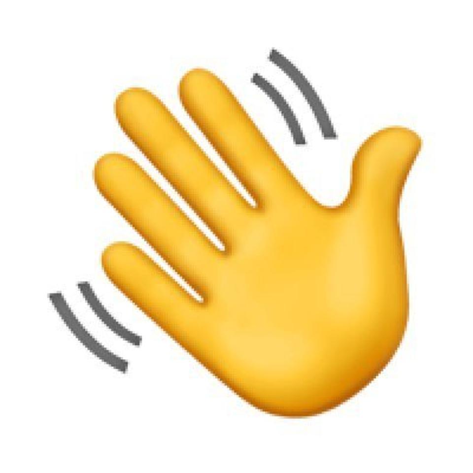 Hand waiving