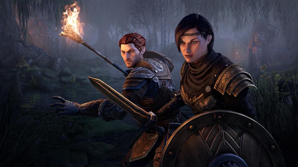 Companions in Elder Scrolls Online