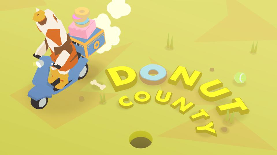 Donut County on Xbox Game Pass