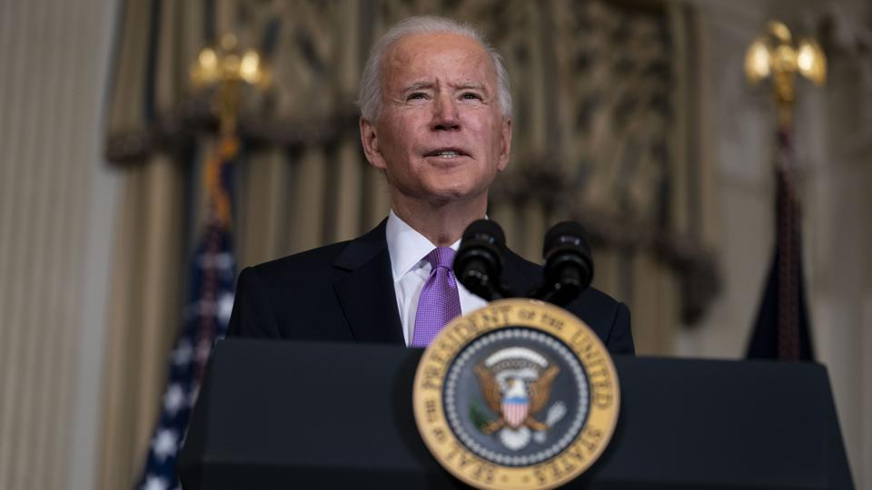President Biden Delivers Remarks On His Racial Equity Agenda And Signs Executive Actions
