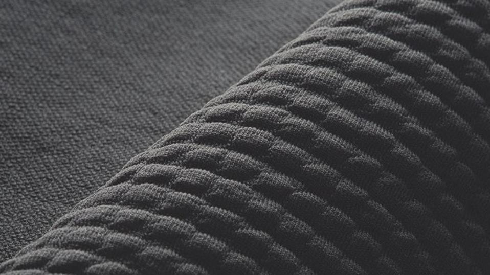 Polartec® Power Air™ fabric.