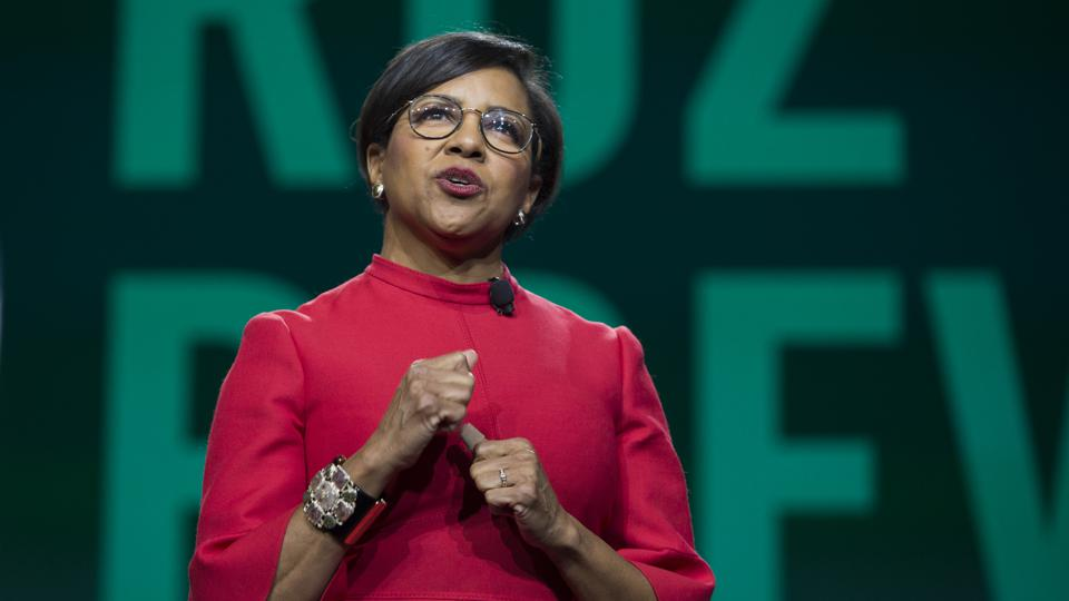 Rosalind Brewer is the new CEO of Walgreens