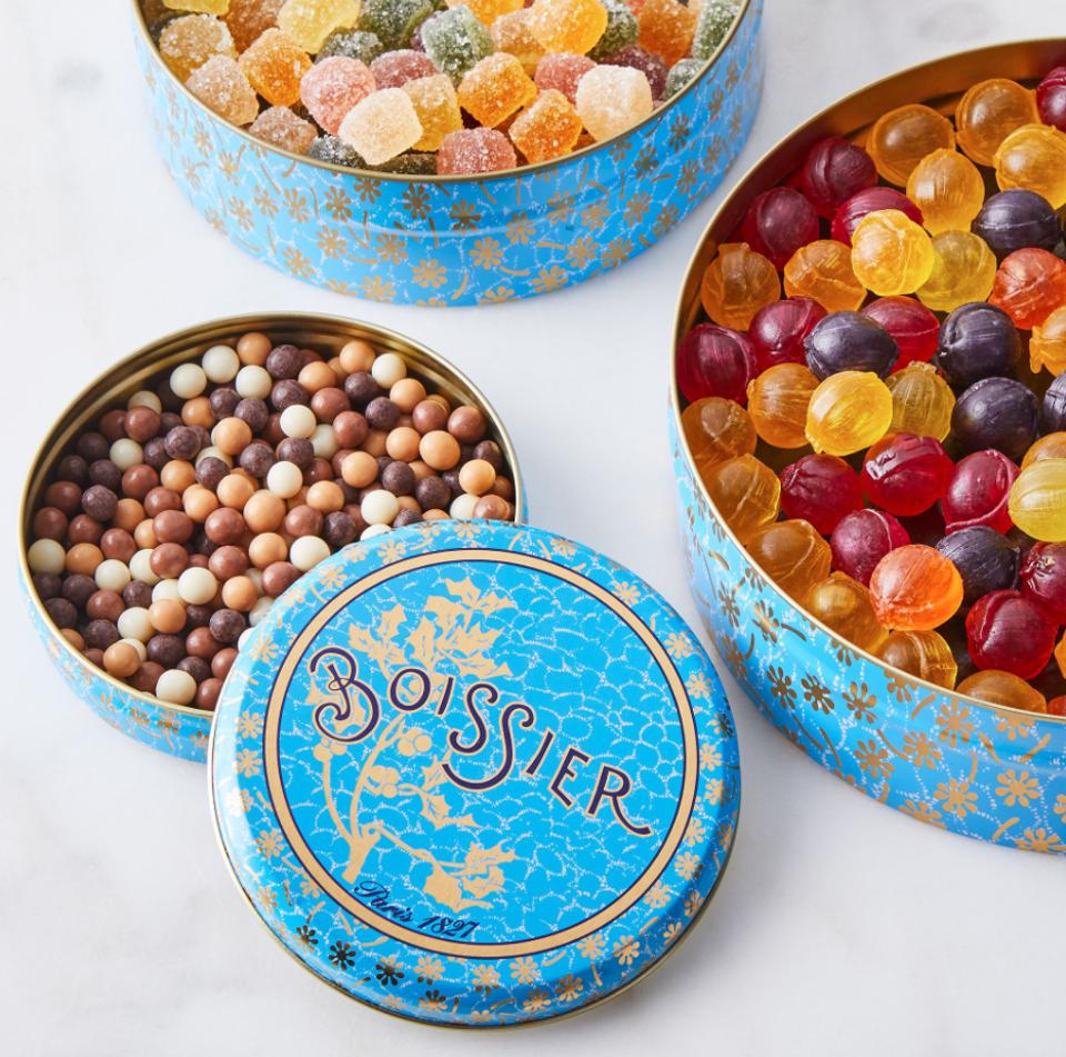 Maison Boissier French Candy Gift Set