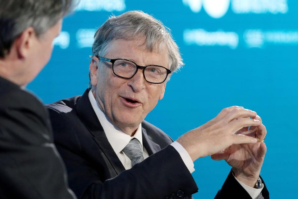 Key Speakers and Interviews From The Second Day At the Bloomberg New Economy Forum
