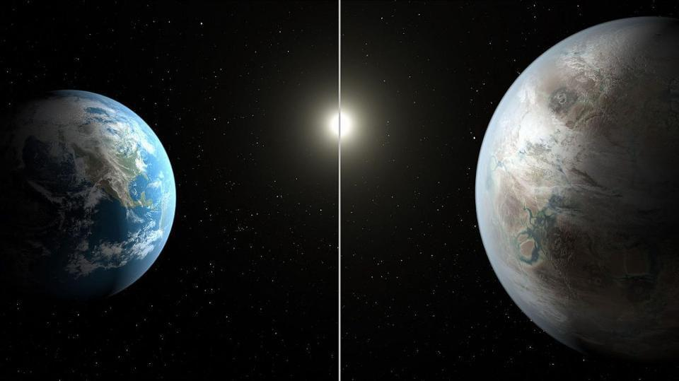 Planets even slightly larger than Earth should have gas envelopes, and not be rocky.
