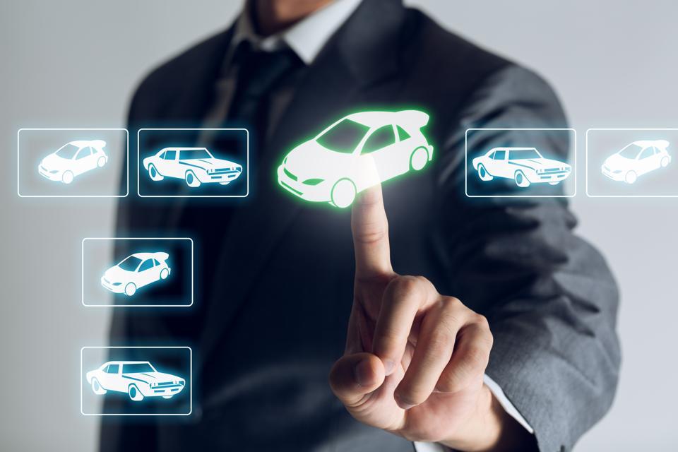 IoT, digital automotive retail