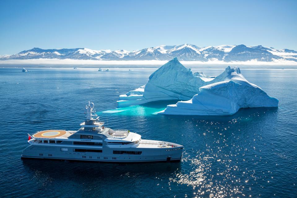 Cloudbreak yacht by Abeking & Rasmussen