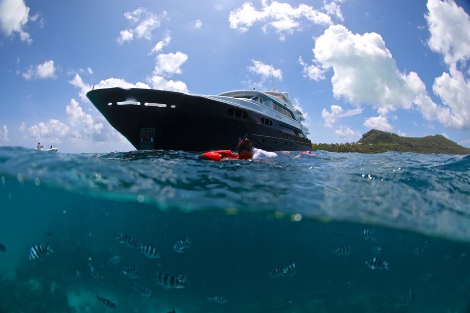 Playpen yacht by Richmond Yachts