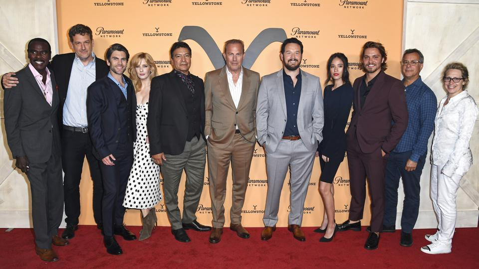 Paramount Network's ″Yellowstone″ Season 2 Premiere Party At Lombardi House