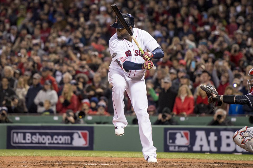 Division Series - Cleveland Indians v Boston Red Sox - Game Three (G)