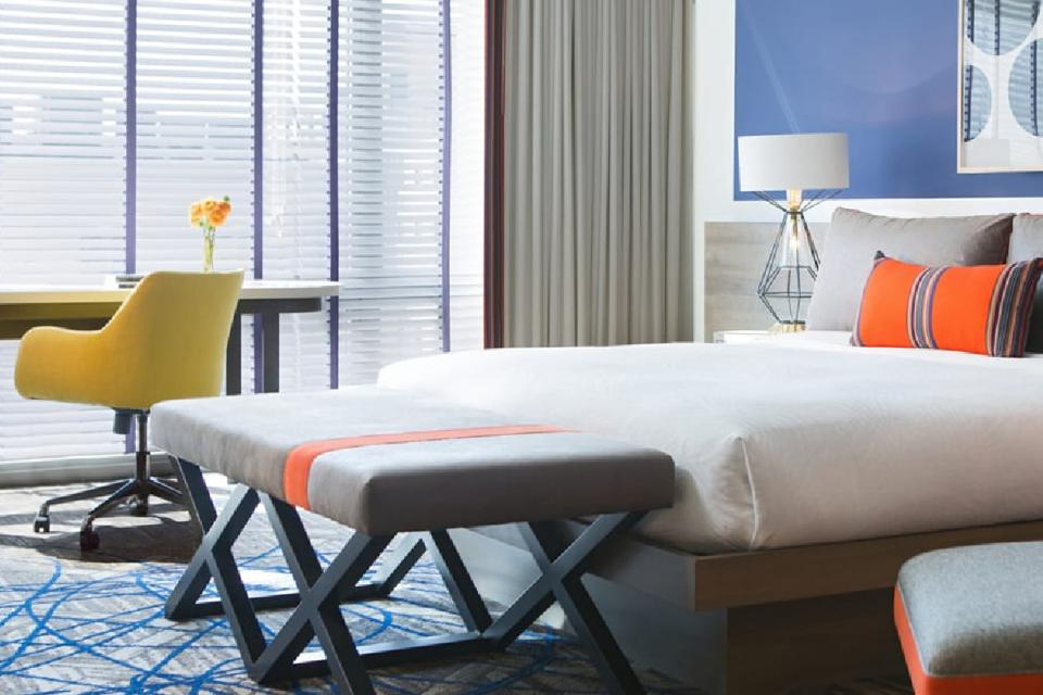 Sonesta Hotels growth acquisition