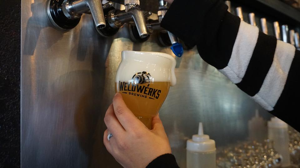 Colorado-based WeldWerks Brewing Company pours many award-winning beers, but sometimes the brewery throws away new batches that do not meet quality standards.