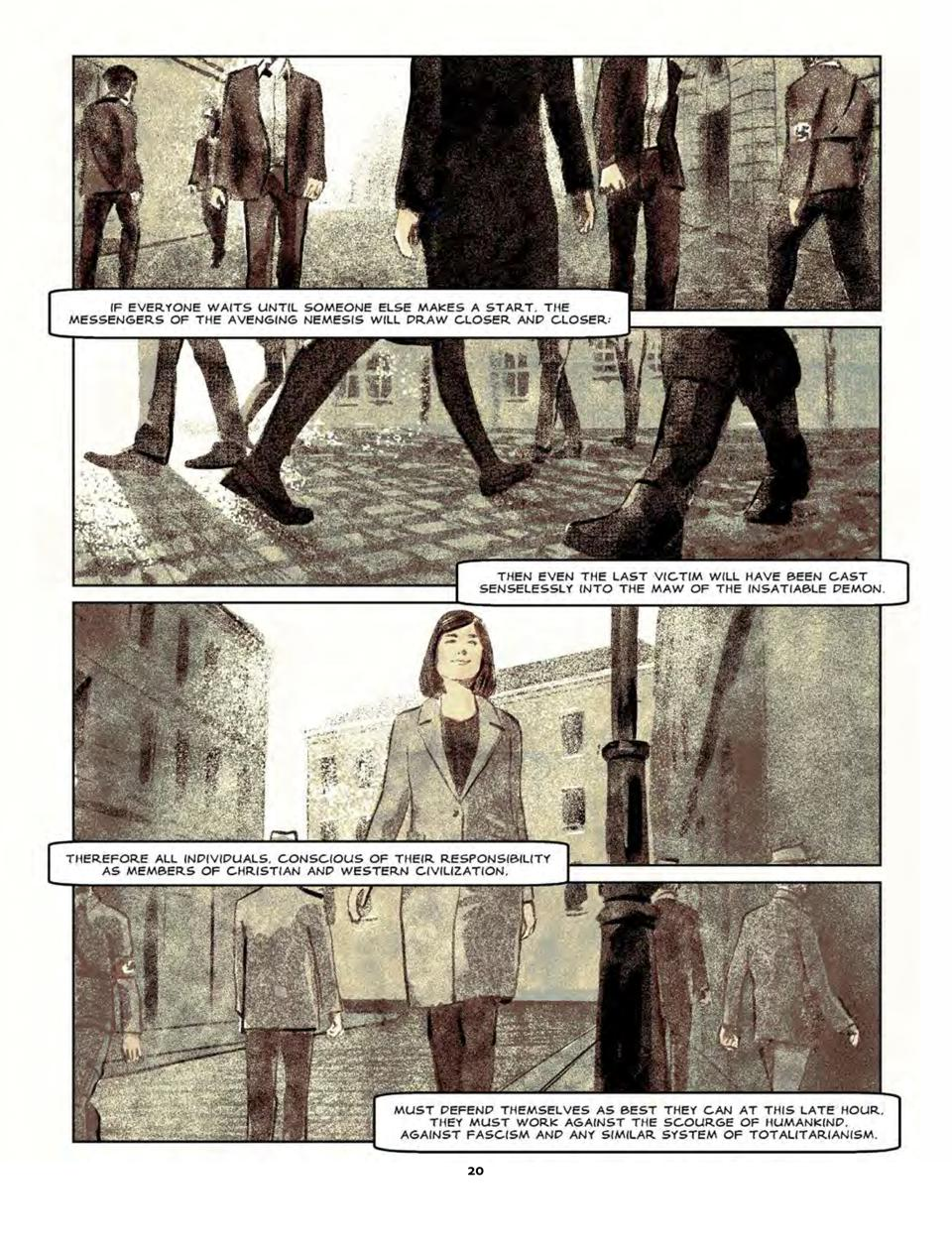 Freheit graphic novel page 20