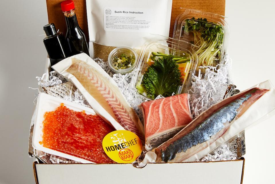 MakiMaki HomeChef Premium Sashimi Kit