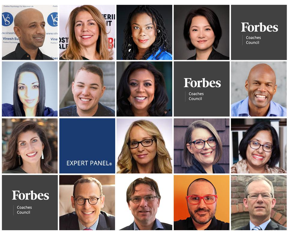 Forbes Coaches Council members share their expert insights.