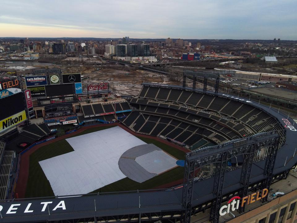 COVID-19 vaccination center at Citi Field postponed due to lack of vaccine supply