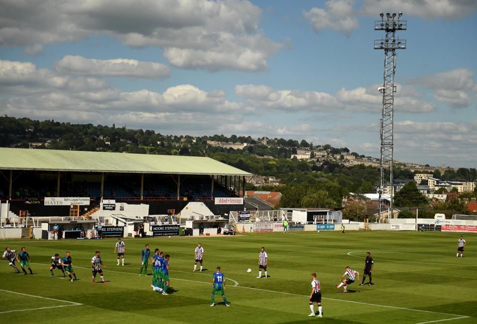 Bath City v Dorking Wanderers - Vanarama National League South Play-Off
