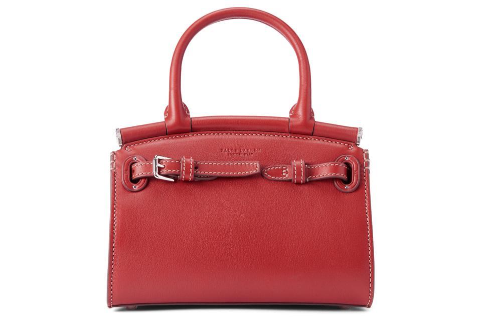Ralph Lauren Collection - Calfskin Mini RL50 Bag