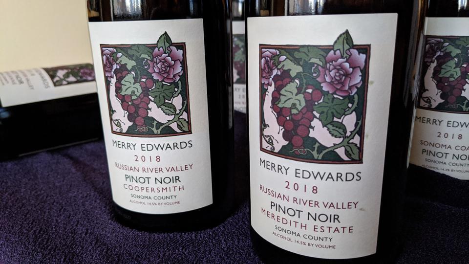 Merry Edwards Single Vineyard Pinot Noir Wines