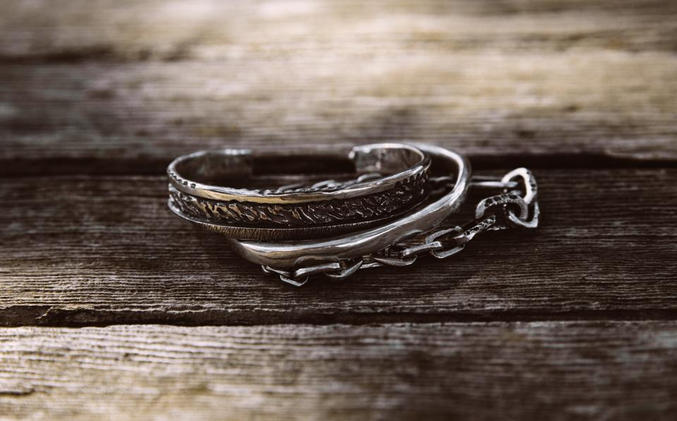 Handmade Rustic-Luxe Jewelry, made for the Maverick by the Maverick.