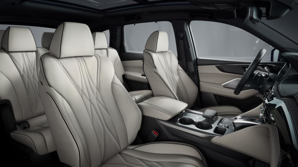 2022 Acura MDX Seats