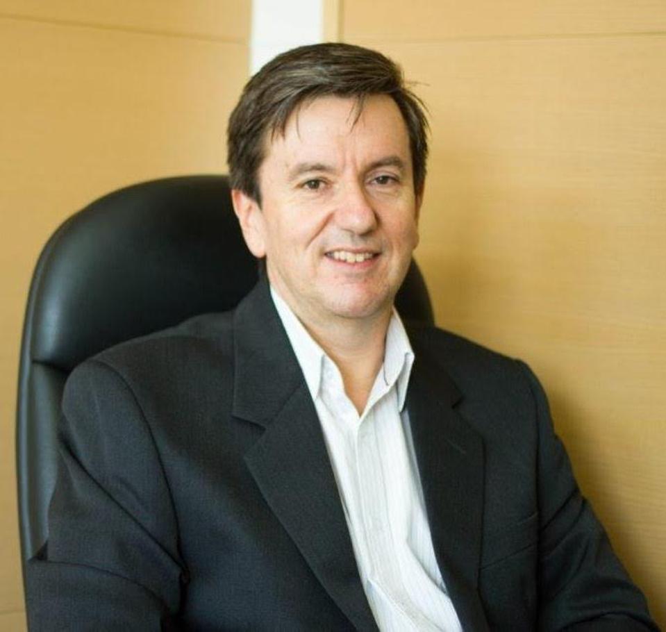 VinFast Deputy CEO Kevin Yardley