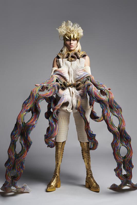 Yuima Nakazato. Couture. SS21