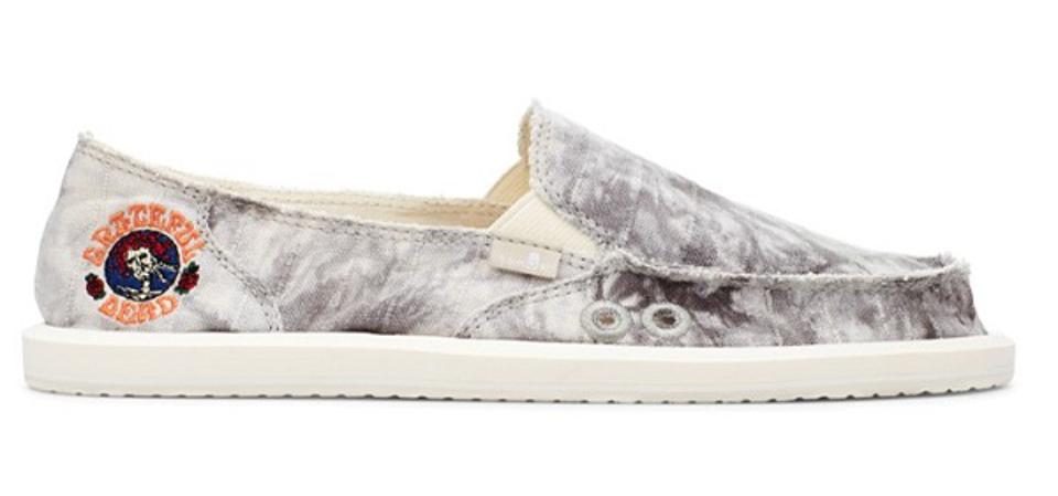 Grateful Dead shoes