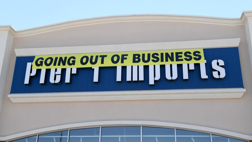 Florida-based Investment Firm Buys Pier 1 Imports IP