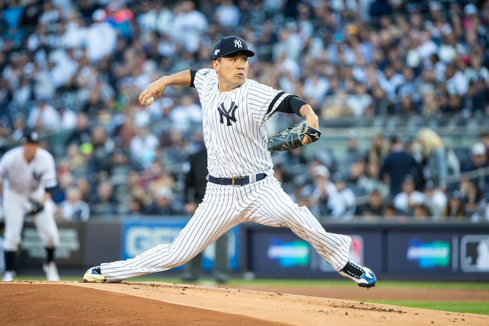 2019 Divisional Series - Minnesota Twins v New York Yankees - Game Two