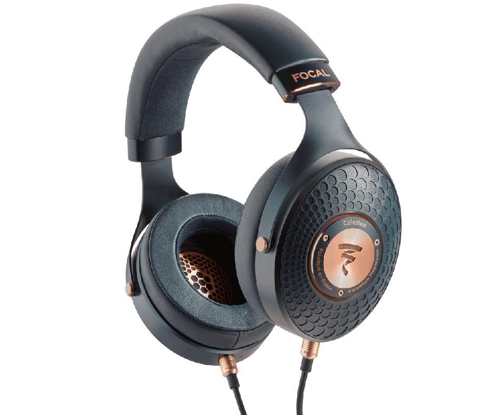 Product shot of Focal Celestee headphones