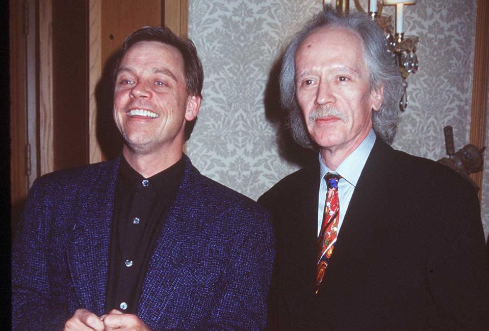 Mark Hamill and John Carpenter