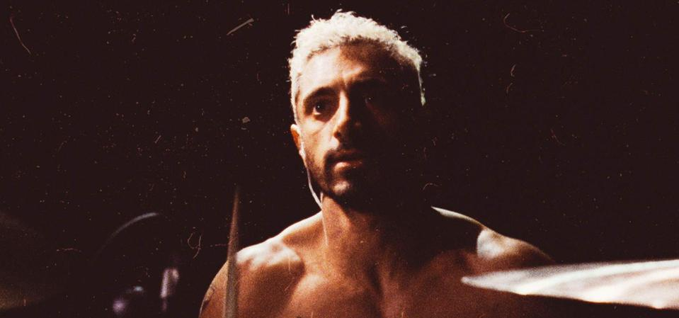Sharing Best Picture honors with Minari is Sound of Metal, which stars Riz Ahmed.