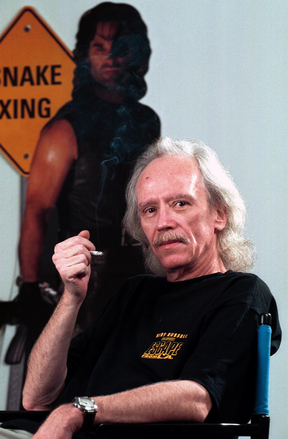 Director John Carpenter, Escape from LA