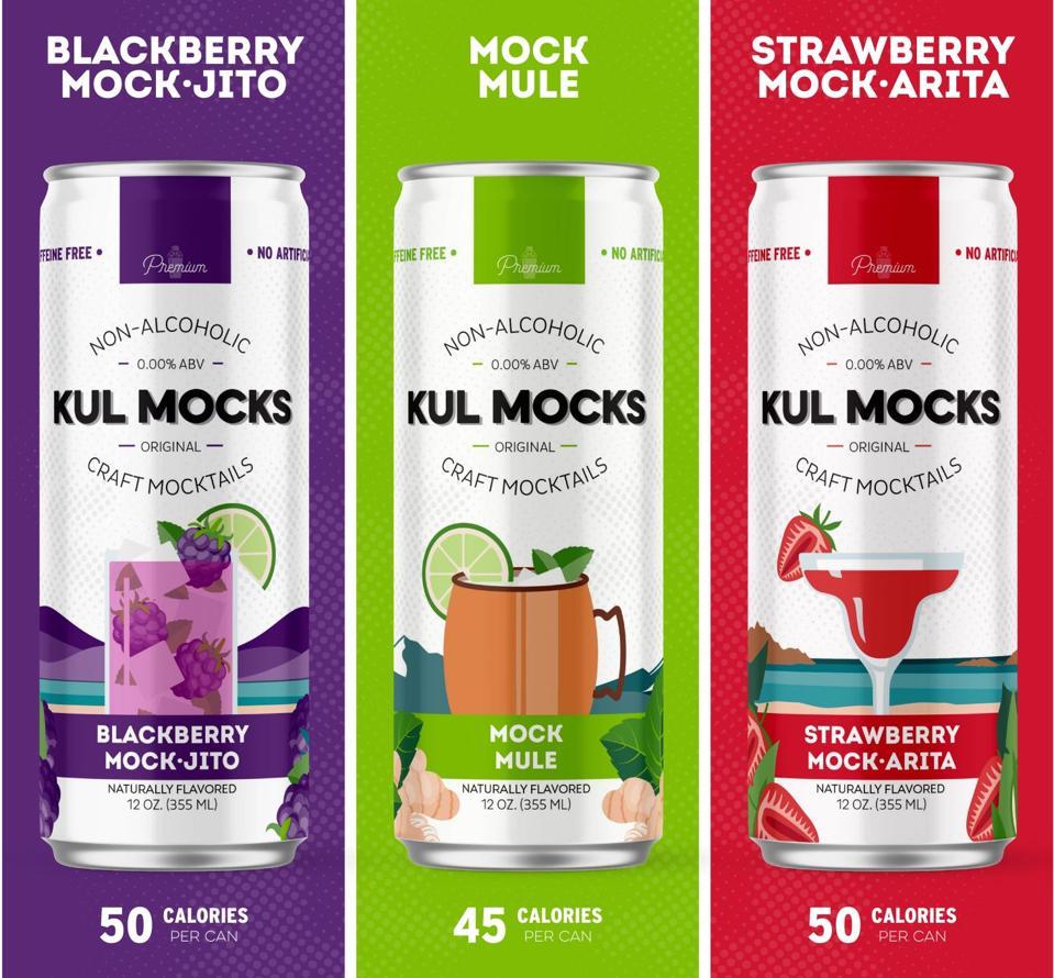 Kul Mocks comes in three flavors.